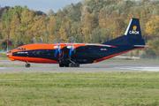Antonov An-12BK (UR-CKL)