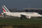Airbus A319-113 (F-GPME)