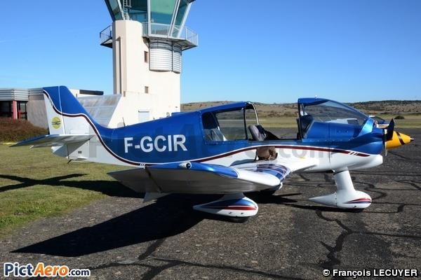 Robin DR-400-160 (Les Ailes Oleronaises)