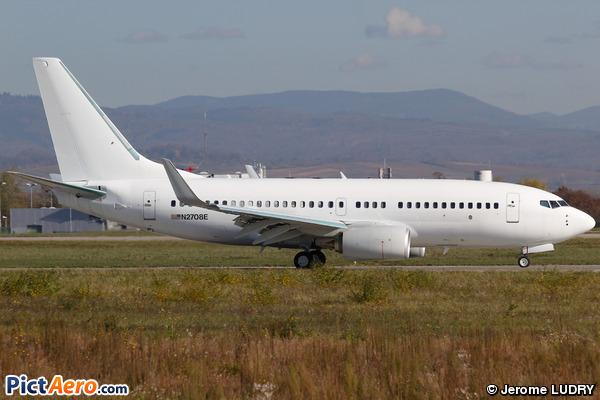 Boeing 737-7LT/BBJ (Bank of Utah Trustee)