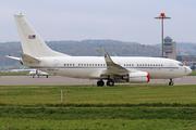 Boeing C-40C/BBJ (737-7CP) Clipper (02-0201)