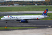 Airbus A321-231 (TC-OBY)