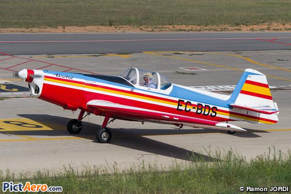 Z-526-A Akrobat (Fundacio Parc Aeronautic de Catalunya)
