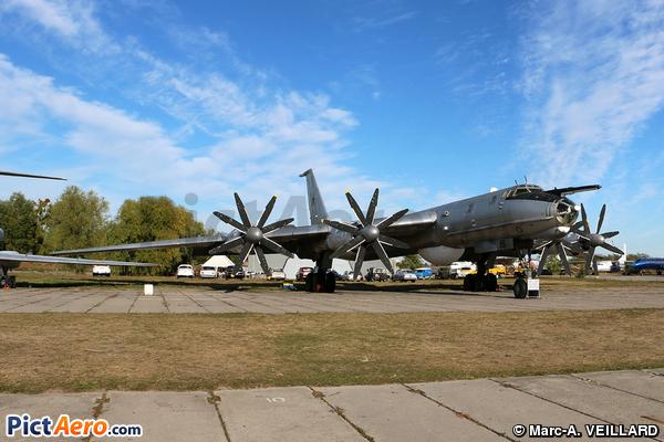 Tupolev Tu-142M3 (Ukraine - Air Force)