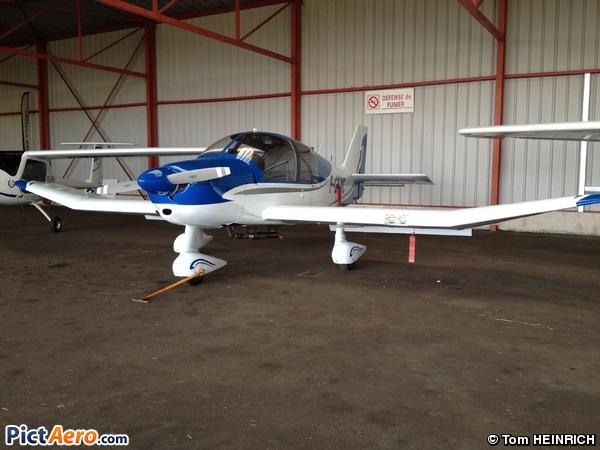 Robin DR-400-120 (Aéroclub de Haguenau)