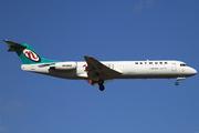 Fokker 100 (F-28-0100) (VH-NHJ)