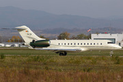 Bombardier BD-700-1A11 Global 5000 (YR-TIK)