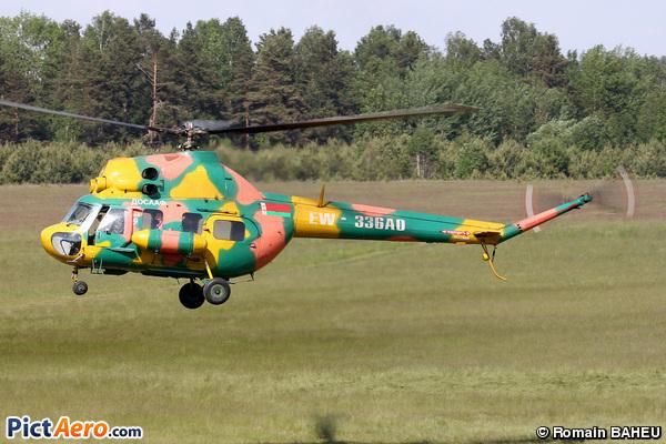 Mil Mi-2 Hoplite (Biélorussie - DOSAAF)