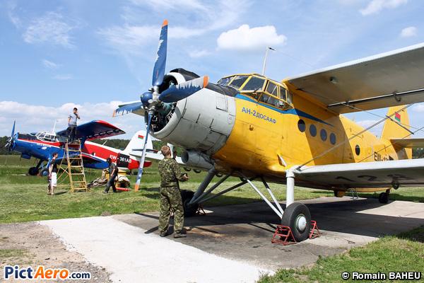 Antonov An-2 (Biélorussie - DOSAAF)