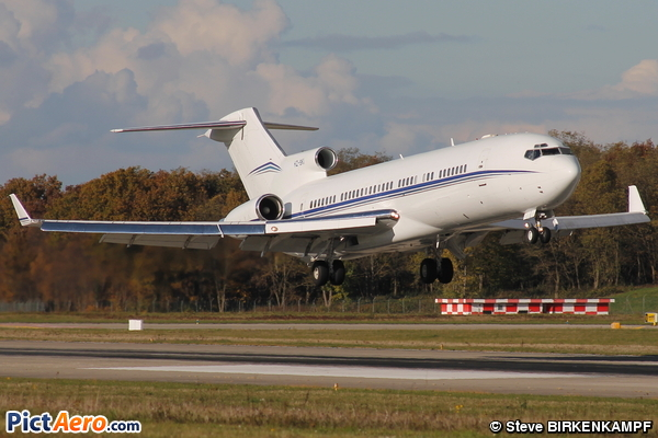 Boeing 727-212 Adv(RE) Super 27 (Precision Air)