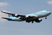 Boeing 747-4B5F/ER/SCD (HL7400)