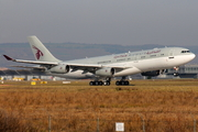 Airbus A340-211 (A7-HHK)
