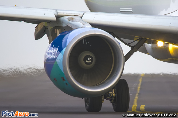 Airbus A320-214 (ORBEST)