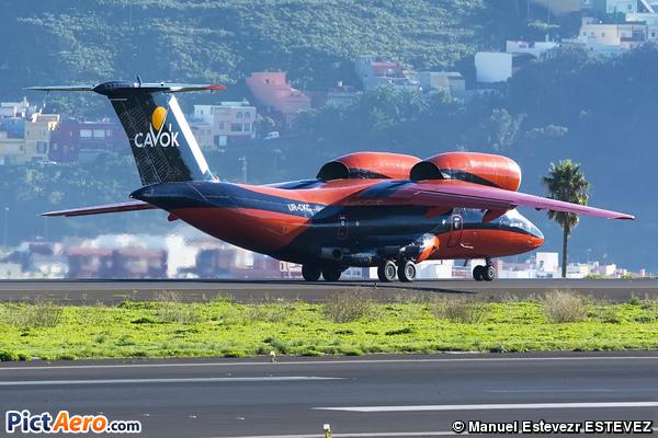 Antonov An-74TK-100  (CAVOK Air)