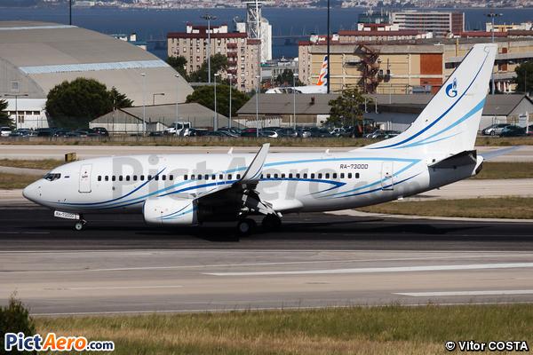Boeing 737-76N (Gazpromavia)