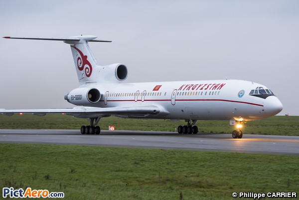 Tupolev Tu-154M (Kyrgyzstan Airlines)