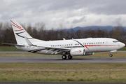 Boeing 737-7EM/BBJ (VP-CLR)