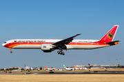 Boeing 777-3M2/ER (D2-TEI)