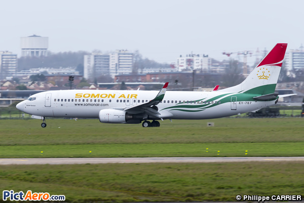 Boeing 737-8GJ (Somon Air)