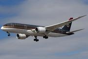 Boeing 787-8 Dreamliner (JY-BAA)