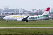 Boeing 737-8GJ (EY-787)