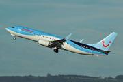 Boeing 737-8K5/W (G-FDZW)