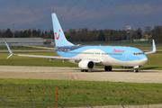 Boeing 737-8K5/W (G-FDZU)