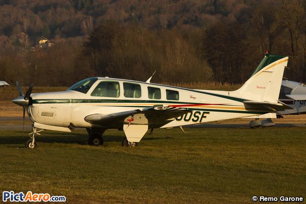 Beech A36 Bonanza (Private / Privé)