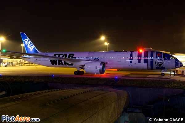 Boeing 787-9FX Dreamliner (All Nippon Airways)