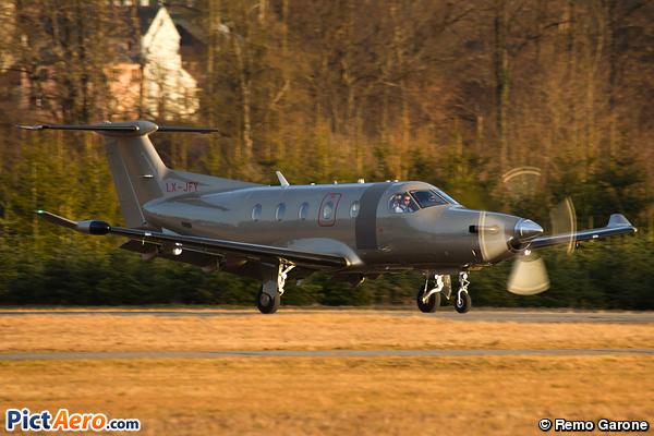 Pilatus PC-12/47NG (JetFly)