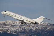 Bombardier BD-700-1A10 Global Express (HB-JFY)