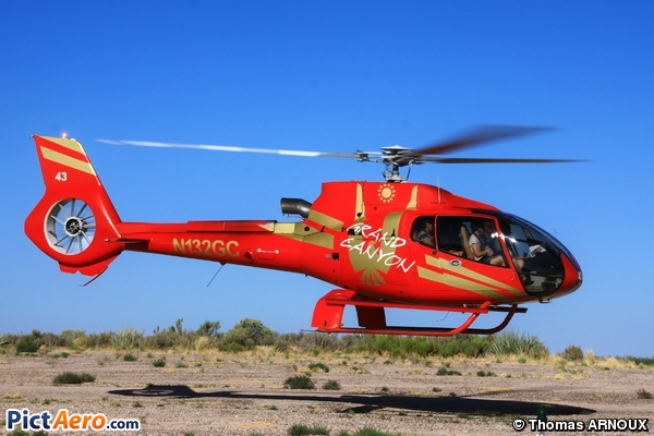 Eurocopter EC-130B-4 (Papillon Grand Canyon Helicopters)