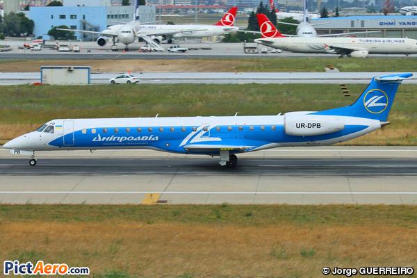 Embraer ERJ-145LR (Dniproavia)