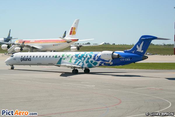 Bombardier CRJ-900 (PLUNA)