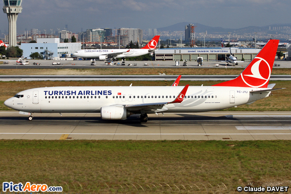 Boeing 737-9F2/ER (Turkish Airlines)