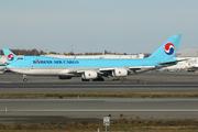 Boeing 747-8B5F/SCD (HL7624)