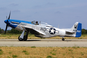 North American P-51D Mustang (F-AZXS)