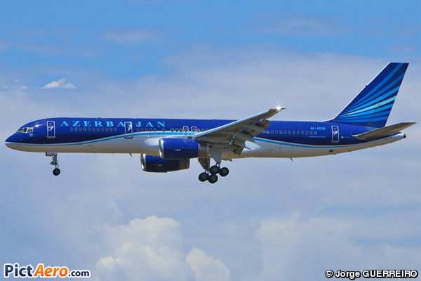 Boeing 757-256 (Azerbaijan Airlines)