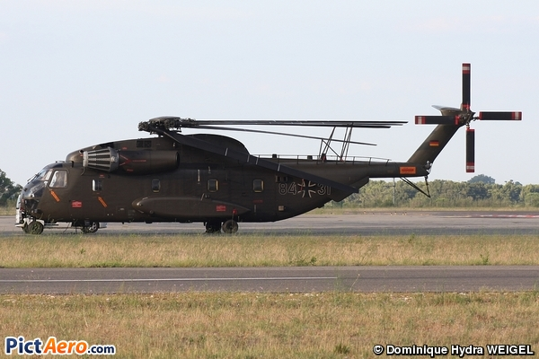CH-53GA (Germany - Air Force)