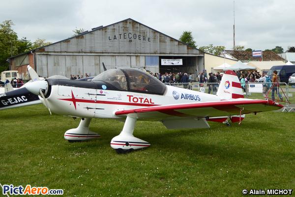 CAP 10B (Amicale de Voltige Aérienne)