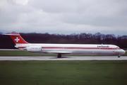 McDonnell Douglas MD-82 (DC-9-82) (PH-MBZ)