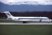 McDonnell Douglas MD-87 (OH-LMA)