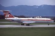 Tupolev Tu-134A (OK-DFI)