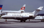 Hawker Siddeley 125-600B
