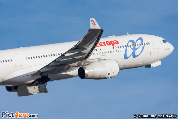 Airbus A330-343 (Air Europa)