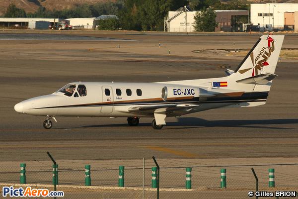 Cessna 500 Citation I (Airnor)
