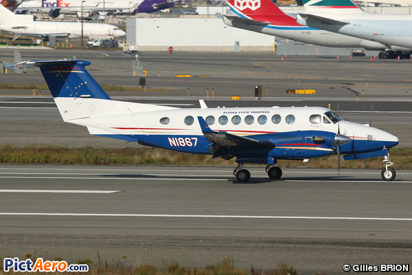 Beech Super King Air 300 (State of Alaska)