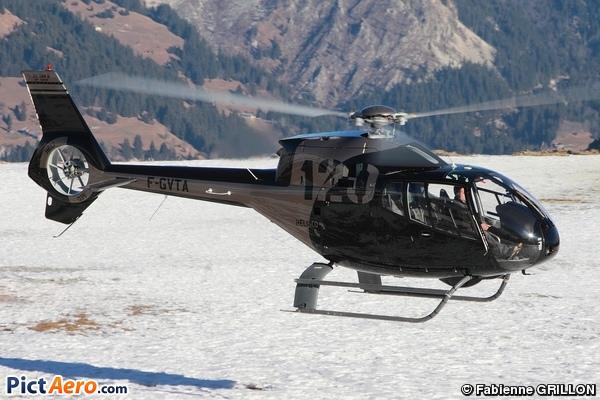 Eurocopter EC-120B Colibri (JAA) (Umbogo Communication Sarl)