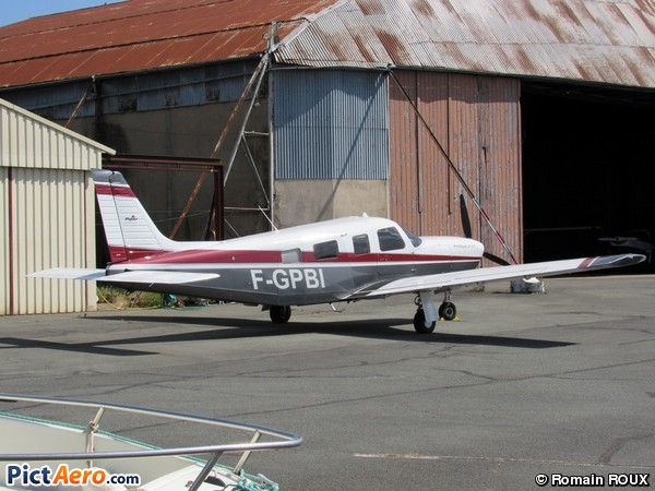 Piper PA-32R-301T Turbo Saratoga SP (Privé / Private)