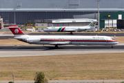 McDonnell Douglas MD-82 (DC-9-82) (I-SMET)